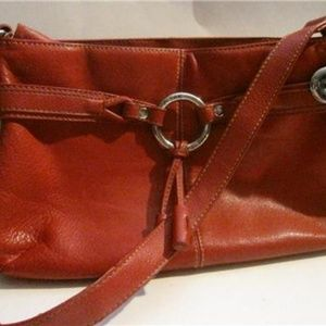 Mod! the Sak - Glossy True Red with Shoulder Strap